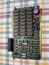 Giddings and Lewis CMOS Dual Bus Memory Board 502-03093-00 / 501-03883-00