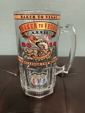 New listing Baker To Vegas Challenge Glass Cup Relay Xxxii Lapd Police Race 4th Place B2V