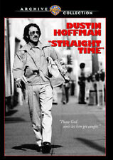 Straight Time 1978 (DVD) Dustin Hoffman, Theresa Russell, Gary Busey - New!