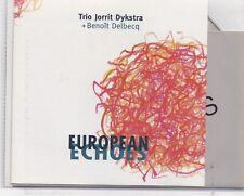 Trio Jorrit Dykstra-European Echoes cd album