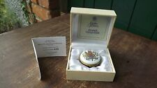 2002 Golden Jubilee of Queen Spode enamel box Number 488 of only 500