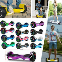 "6.5"" Hoverboard Electric Scooter with Bluetooth LED UL2272 Balancing Bag Gift"