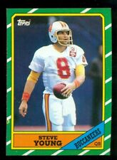 1986 Topps #374 Steve Young RC - NMMT++