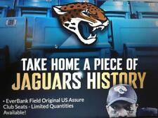 10 Super Bowl Bound Jacksonville Jaguars Stadium Seats Buy Now Very Collectible
