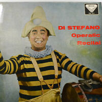 "Di Stefano - Operatic Recital - LP 12 "" (Z1216)"