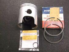 Vintage Kawasaki KX250 1974 Piston Kit STD 13001-070/13008-051/92036-015