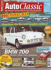 Auto Classic 3/08 Mercedes/8 strich acht Restaurierung/Karmann Ghia 1600 TC/2008