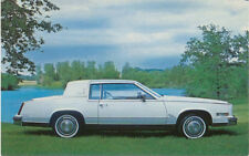 Cadillac Eldorado for 1979 original Postcard