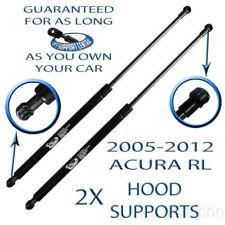 2 Front Hood Lift Supports Strut Damper Prop Rod Arm For 05 06 07 08 09 10 11 RL