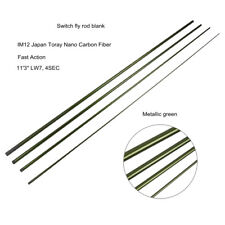 Aventik IM12 Nano Switch Fly Rod Blanks 11'3'' LW7, 4SEC Fast Action