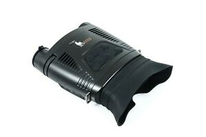 REED 200m Day / Night Vision Widescreen Binocular  Hi-Def CMOS Sensor 850nm IR