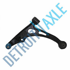 1 New Front Lower Driver 02-03 Suzuki Aerio Control Arm and Ball Joint Assembly