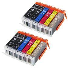 12 XL CARTUCCE + CHIP PER CANON PIXMA mg7700 Series mg7750 mg7751 mg7752 mg7753