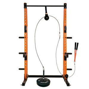 Double Cable Pulley System - Lat pulldown / Rows / Arms / Abs