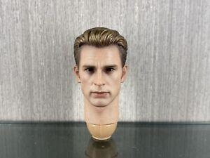 Hot Toys 1/6 MMS536 Avengers Endgame Captain America - Head Sculpt