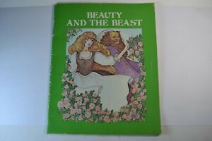 Vintage Beauty and the Beast Paperback 1981