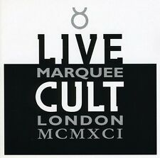 The Cult - The Cult - Live Marquee London MCMXCI [New CD] UK - Import