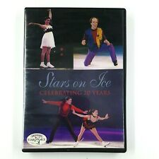 FIGURE SKATING Stars On Ice - Celebrating 20 Years - Vol 1 (DVD, 2006)