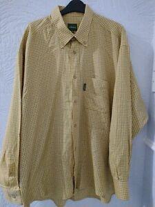 Le Chameau mens Shirt XXL Countrywear casual