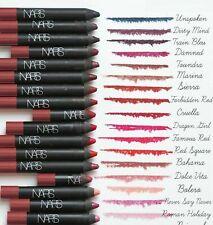 NARS Velvet Matte Lip Pencil Crayon NET WT 0.08 Oz , 2.4g Choose Shades!