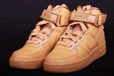 fdcbf73e8890 Nike Women s Air Force 1 High Utility Shoes Gold Bronze AJ7311 700 Size 10