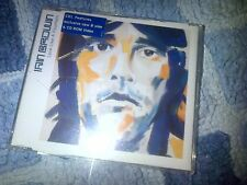 IAN BROWN LOVE LIKE A FOUNTAIN (RADIO VERSION + CD ROM VIDEO )   & THE FISHERMAN