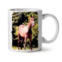 Nature Animal Horse Wild NEW White Tea Coffee Mug 11 oz | Wellcoda
