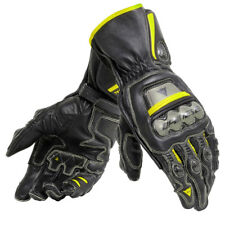 Dainese Full Metal 6 Gloves - Black Yellow - MANY SIZES!