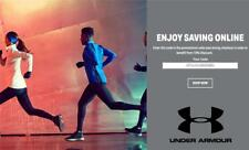 10% OFF Under Armour Promo Coupon Code Exp. 9/30/18 Online Only