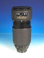 Objetivos automático y manual Nikon para cámaras