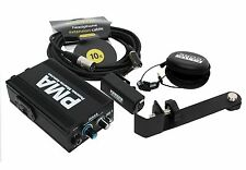 Pma Personal Monitor Headphone Amp Deluxe Pack w/ Eu-5X Earphones By Elite Core
