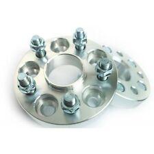 2 Pcs Hub Centric Wheel Spacers 5X100 To 5X100 | 57.1 CB | 12X1.5 | 25MM 1 Inch
