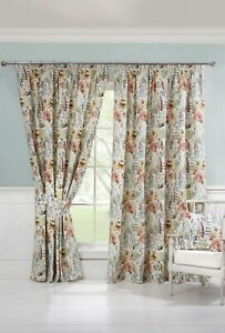 Zebedee Ready Made Curtains - Lined - Alpine - Pencil Pleat