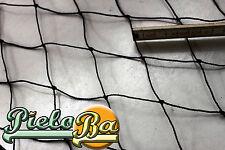 Geflügelzaun Geflügelnetz Weidezaun  25 m x 1,50 m schwarz  Maschenweite 5 cm