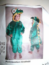 Fasching Kinderkostüm Karneval Krokodil neu OVP 98 104 Ganzkörperkostüm