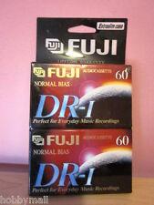 Fuji Audio Cassette 60 Normal Bias DR-I