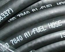 "12/"" long 1-57800 6mm bore x 0.305m Fire Resistant Marine fuel hose ISO7840"