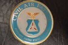 """CAP CIVIL AIR PATROL AUXILIARY AIR FORCE 2"""" CAR EMBLEM STICKER NEW"""