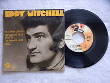"""45T 7"""" EDDY MITCHELL """"Je n'aime que toi"""" BARCLAY 71 269 M FRANCE µ"""