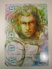 PS3 Game El Shaddai Ascension of the Metatron Promo Shitajiki Pencil Board Japan