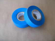 "2 Rolls of Blue Hockey Sock Tape 1"" x 30 yds Shin SportsTape"