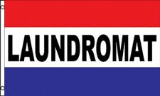 3'x5' Laundromat Flag Laundry Outdoor Banner Sign Business Advertising Huge 3x5