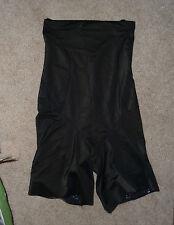 a6fb2c149e NAOMI NICOLE Black Control Waistline Thigh Slimmer Shorts Shaper S Worn Once