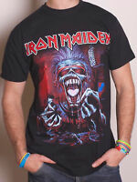 IRON MAIDEN A Real Dead One Album Cover Eddie T-SHIRT OFFICIAL MERCHANDISE
