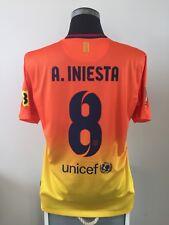 A. Iniesta #8 Barcelona Lejos Camiseta De Fútbol Jersey 2012/13 (L)