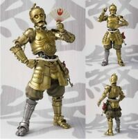 Star Wars Bandai Meisho Movie Realization Honyaku Karakuri C-3PO Action Figure