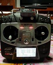RADIOCOMANDO FUTABA T8FG e R6008SB