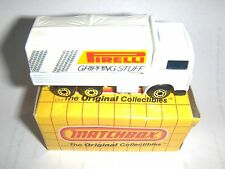 Matchbox  MB 49 Volvo Tilt Truck 1984 on Truck / 1991 on Box MIB car