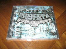 Chicano Rap CD Dyablo - Instrumentales De Un Profeta - C-4 Kroniko Mr. Shadow