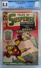 Tales of Suspense #49 CGC 5.5 1st X-Men crossover!KEY ISSUE!L@@K!